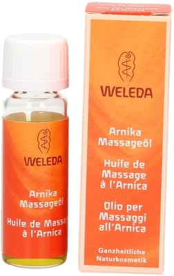 Weleda Arnica Massage Oil - 10ml