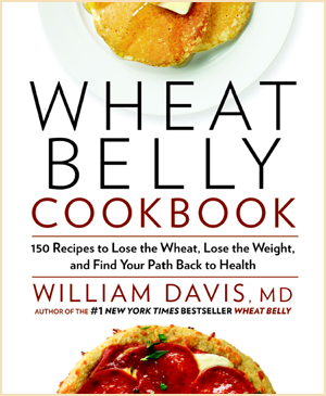 Wheat Belly Cookbook - Book