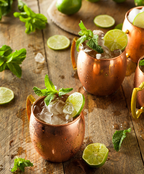 How to Make a Moscow Mule Cocktail