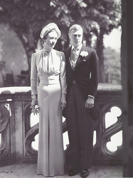 Edward V111 and Wallis Simpson
