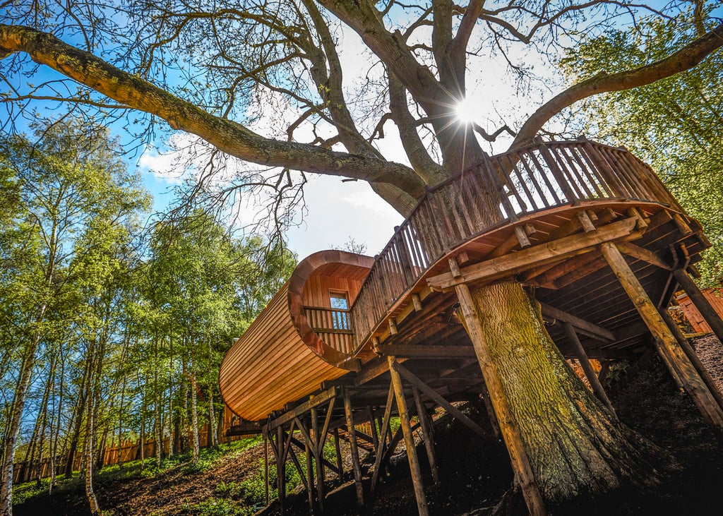 treehouse holiday