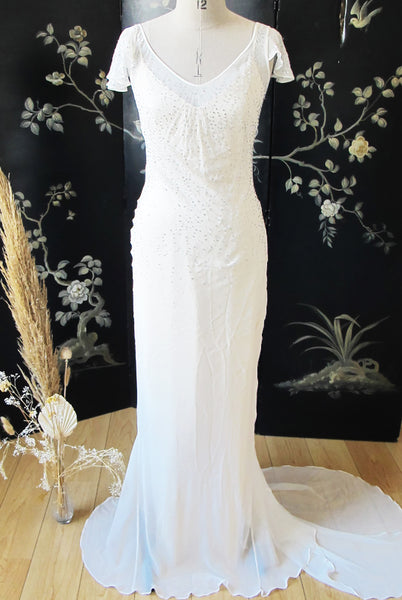 wedding dress sample sale