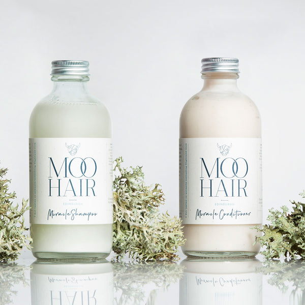 Moo & Yoo Shampoo & Conditioner bundle