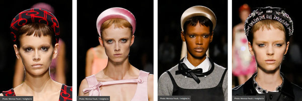 Prada Headbands