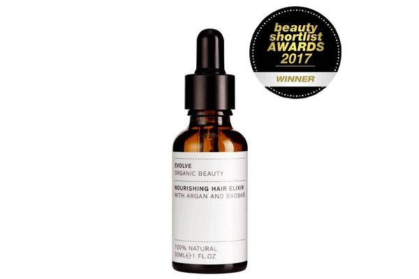 Evolve Beauty hair serum