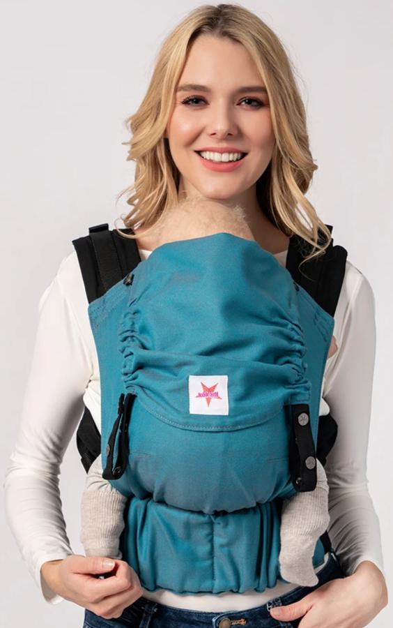 Kokadi Baby Carrier Flip Z JUST LAGOON - Fluff Mail