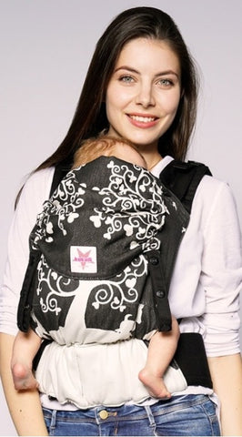 Kokadi Baby Carrier Flip Z MR WUNDERLAND ALLURE - Fluff Mail