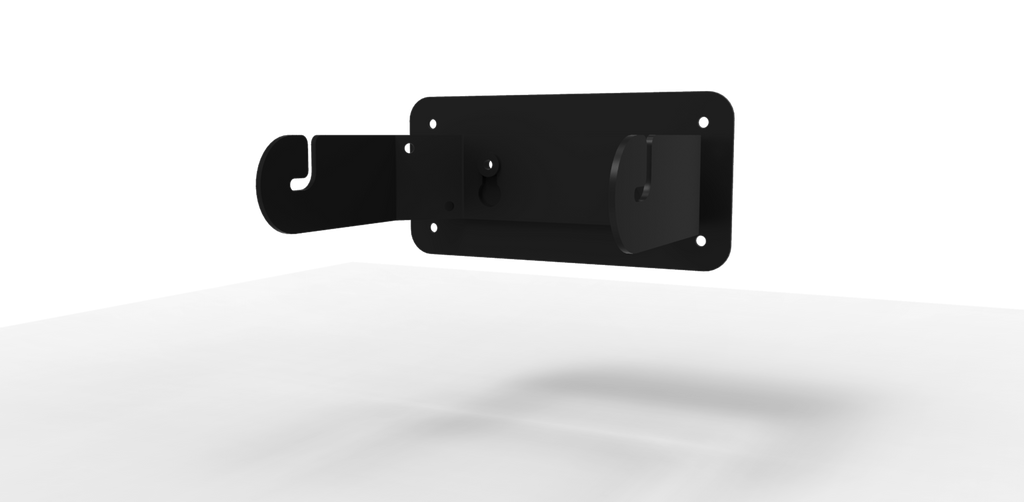 Bizzy Bites Wall Bracket