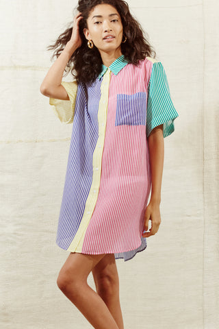 PIRATA SHIRT DRESS