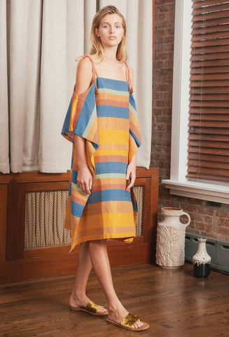 TOMAR MARIGOLD DRESS