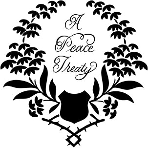 A Peace Treaty Logo