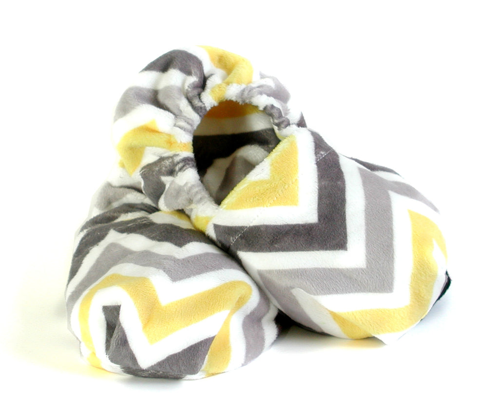 Chevron Gray/Yellow/Dark Gray