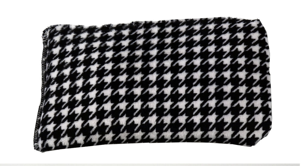 Houndstooth Black and White