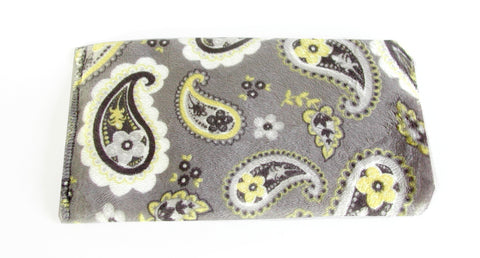Paisley Gray Yellow