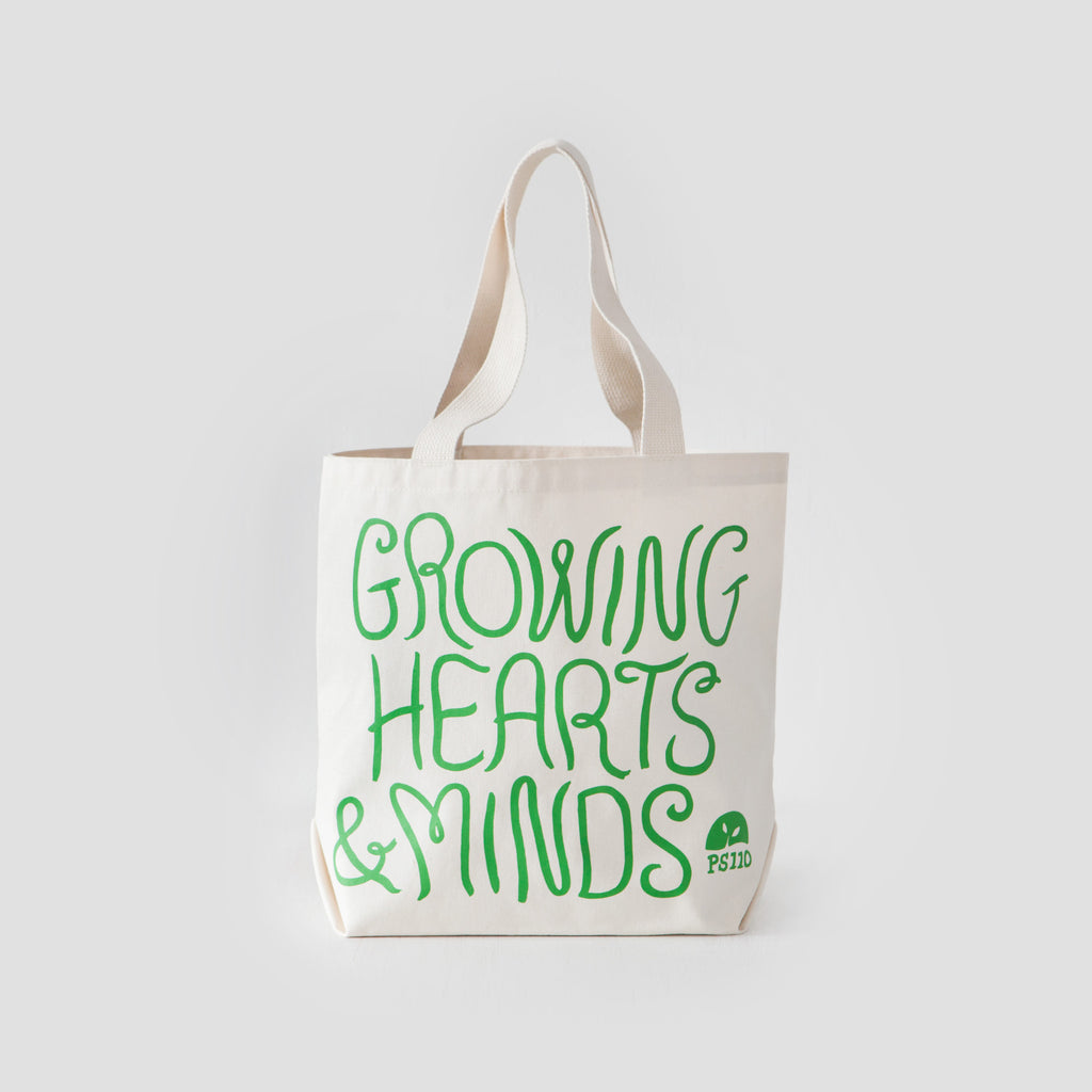 Growing Hearts & Minds Tote