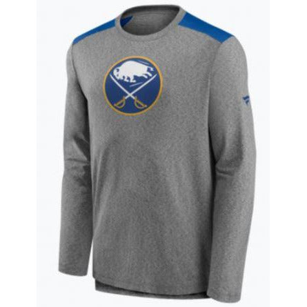 Buffalo Sabres Fanatics Clutch Long Sleeve Tee
