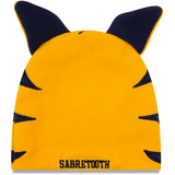 Sabres Kids Sabretooth Blue and Gold Knit