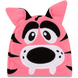Sabres Kids Sabretooth Pink and Black Knit