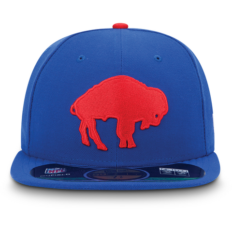 Bills Hat - Classic Sideline - On Field 59Fifty - Royal