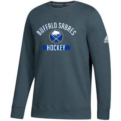 Buffalo Sabres Adidas Fleece Crew