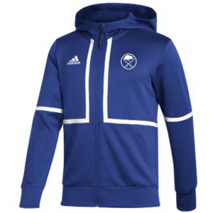 Buffalo Sabres Adidas Under the Lights Full Zip Hoodie