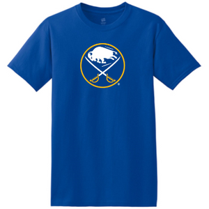 Buffalo Sabres Royal Cotton Tee