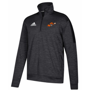 Buffalo Bandits Adidas Black Team Issue 1/4 Zip