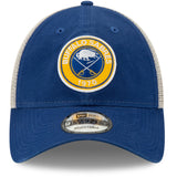 Buffalo Sabres New Era Royal 9Twenty Established Adjustable Cap