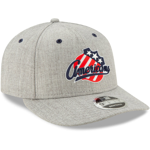 New Era Rochester Americans 9Fifty Snapback with Silicone Logo