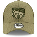 New Era Bandits Salute to Service 39Thirty Flex Fit Cap