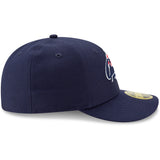 New Era Rochester Americans Navy 59Fifty Fitted Cap