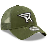 New Era Rochester Knighthawks 9Twenty Adjustable Trucker Cap