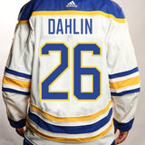 Adidas Authentic White DAHLIN Jersey