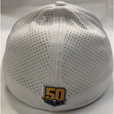 Buffalo Sabres New Era White Performance 39Thirty Cap