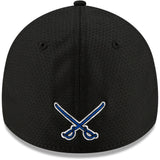 Buffalo Sabres New Era Bolt Black 39Thirty Flex Fit Cap