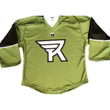 Rochester Knighthawks Green Lettered Jersey
