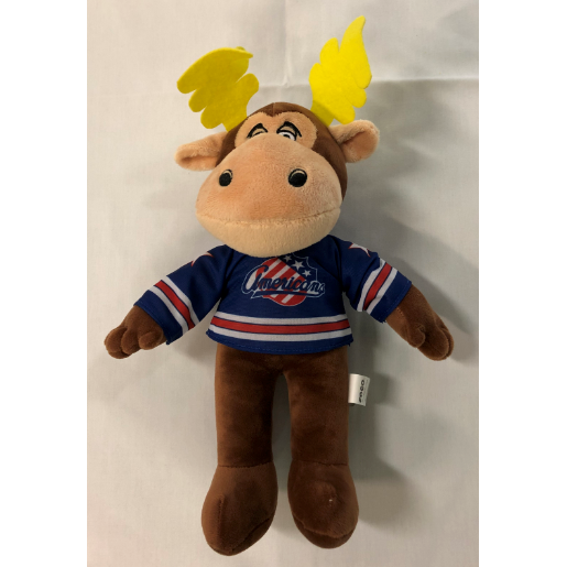 Rochester Americans Plush - The Moose