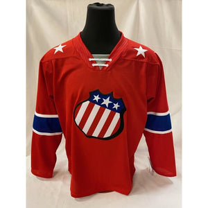 Rochester Americans CCM Red Blank Jersey