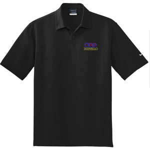 Nike One Buffalo Black Pebble Polo