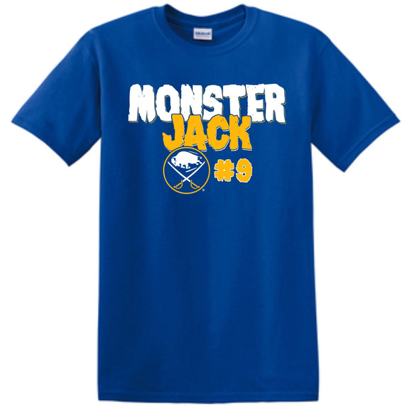 Buffalo Sabres Monster Jack Tee