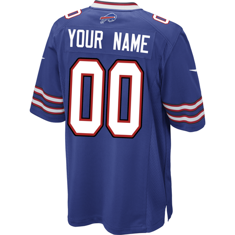 Bills Jersey: Custom Home Elite NFL Jersey
