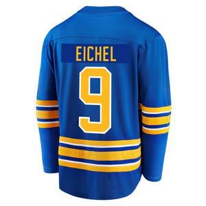 Sabres Fanatics Replica Royal EICHEL Jersey