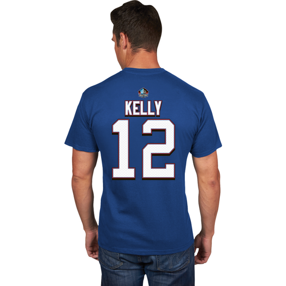 Bills T-Shirt - Jim Kelly Hall Of Fame Tee