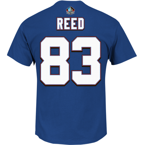 Bills T-Shirt - Andre Reed 2014 Hall Of Fame Tee
