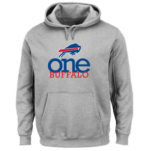 Buffalo Bills One Buffalo Pullover Hood