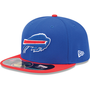 Bills Hat - On Field 59Fifty - Royal