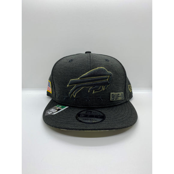 Bills New Era Salute to Service 9Fifty Snapback Cap