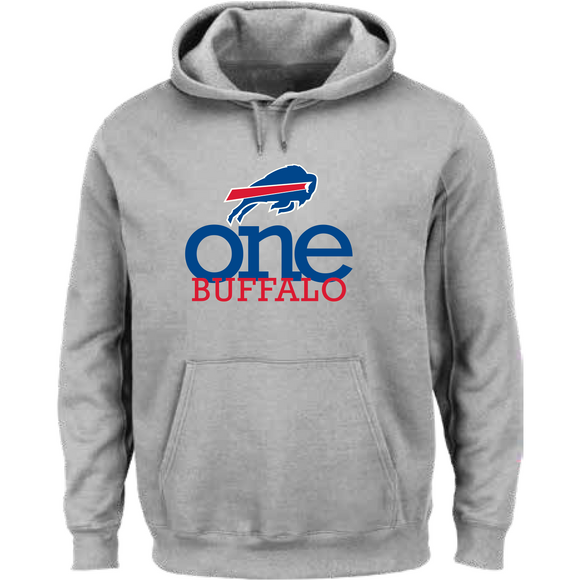 Bills Hoodie - One Buffalo