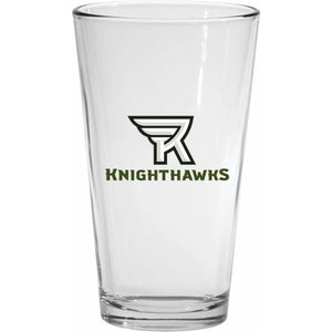 Knighthawks Pint Glass