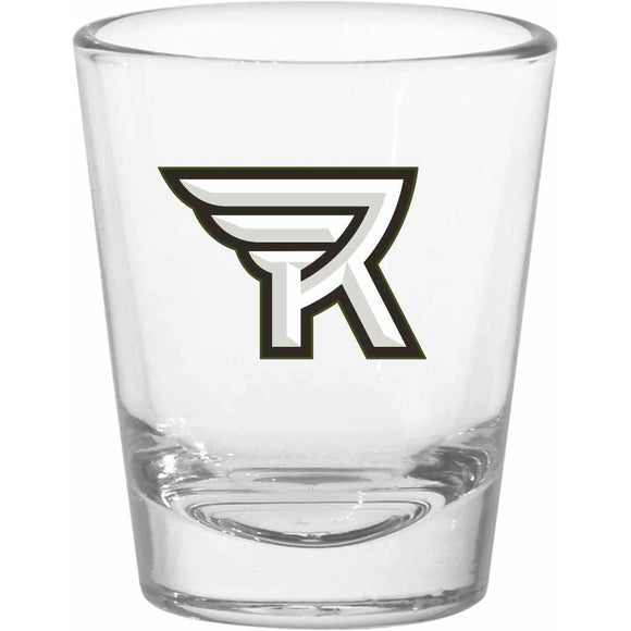 Knighthawks Shot Glass